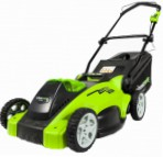 photo Greenworks 2500007 G-MAX 40V 40 cm 3-in-1 / characteristics